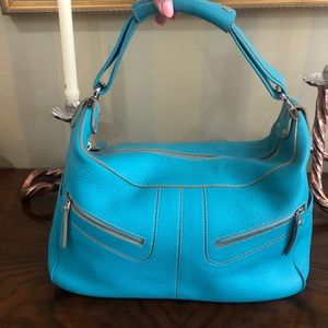 Tod's large gorgeous barely used bag